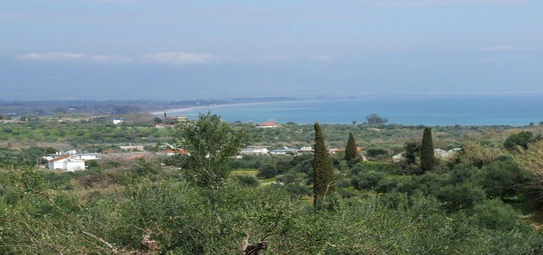 Sea View Land for Sale, Petalidi
