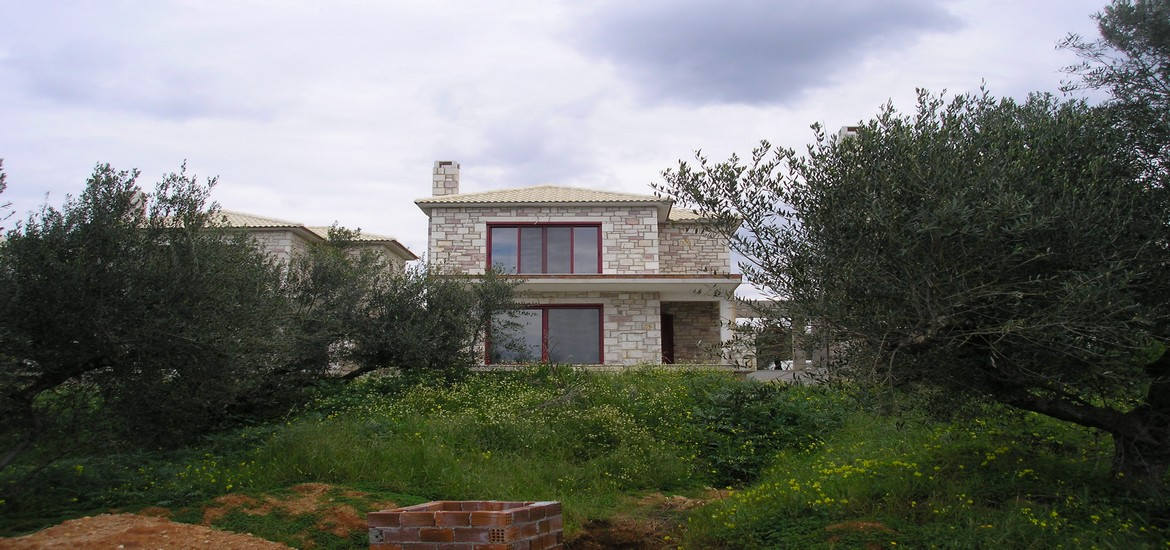 Stone house for Sale close to Costa Navarino