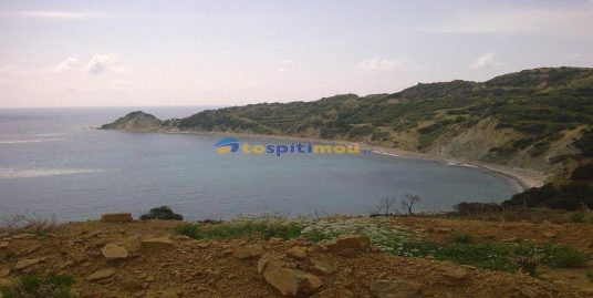 Sea-View Land for Sale – Koroni