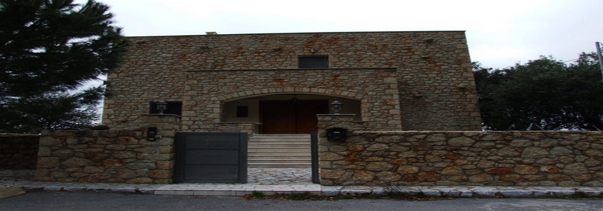 Sea-View Villa for Sale in Mani-Exochori