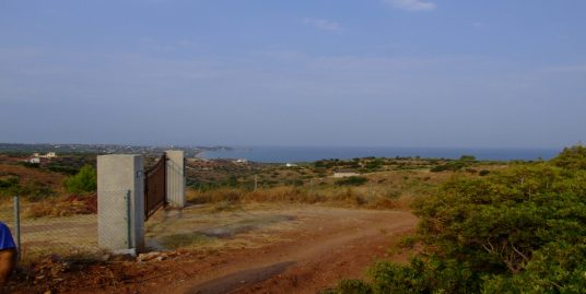 Sea View Land For Sale – Vasilitsi/Koroni