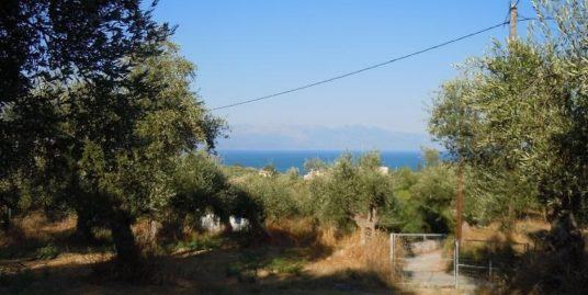 Sea View Land For Sale – Kompoi/Koroni